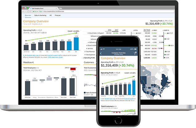 Budget, Plan & Report Smarter and Faster Than Ever with SAP Analytics Cloud