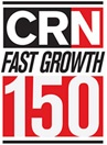 SAP Business One Fast Growth Award from CRN