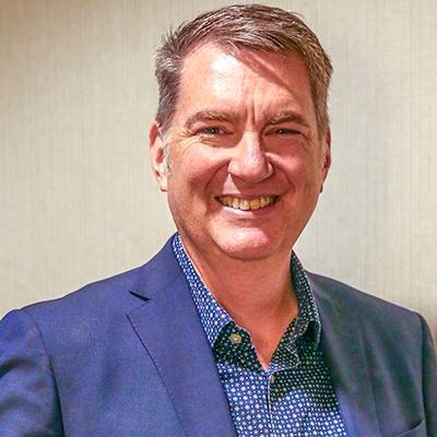 Tony Whalen: President of Vision33