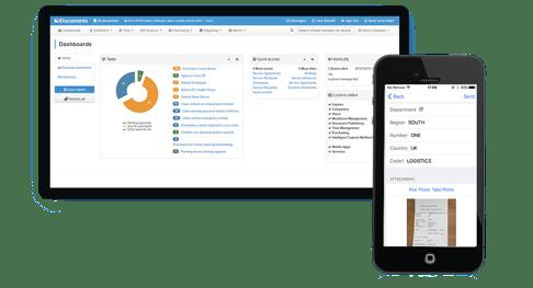 Screenshots for Sales